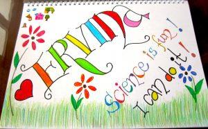 Ervina's notebook