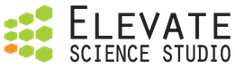 Elevate Science Studio Logo
